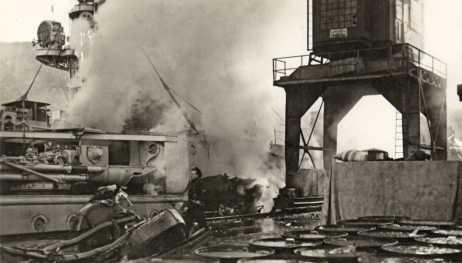 Sinking of the Konigsberg
